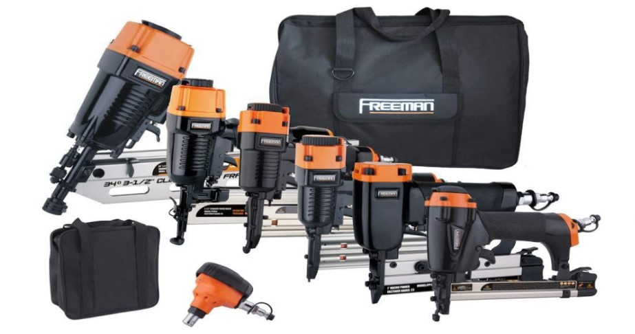 Top 5 Freeman Framing Nailers Review