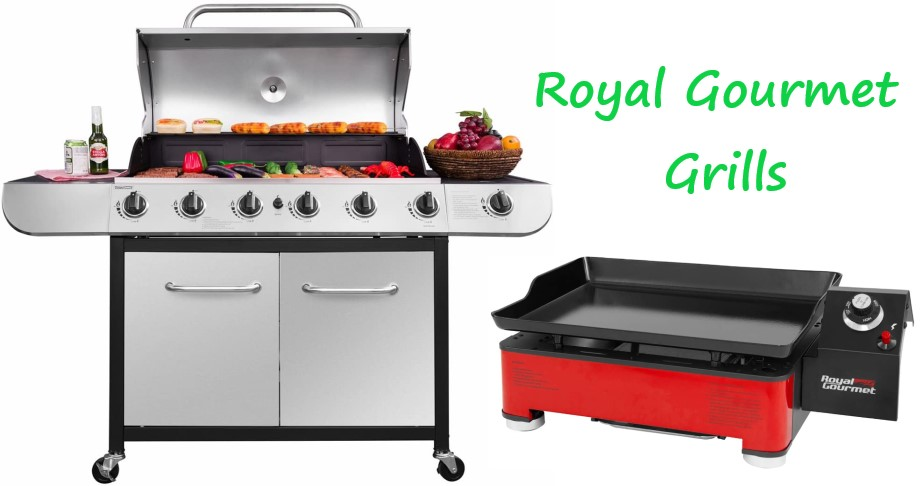 6 Best Royal Gourmet Grills Review